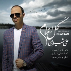 دانلود آهنگ جدید علی شیرازی  گل اندام با کیفیت بالا
