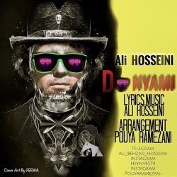 دانلود آهنگ جدید علی حسینی  دنیامی با کیفیت بالا