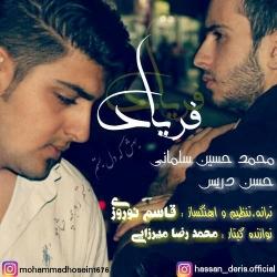 دانلود آهنگ جدید محمدحسین سلمانی و محمد دریس  فریاد با کیفیت بالا