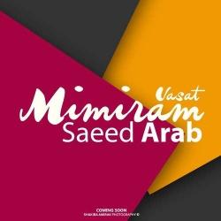 دانلود آهنگ جدید سعید عرب  واست میمیرم با کیفیت بالا