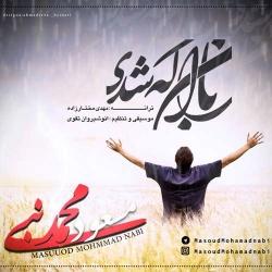 دانلود آهنگ جدید مسعود محمد نبی  باران که شدی با کیفیت بالا