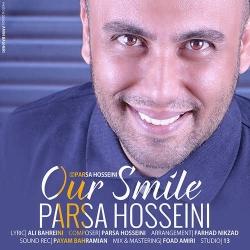 دانلود آهنگ جدید پارسا حسینی  لبخند ما با کیفیت بالا