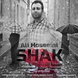 دانلود آهنگ جدید علی حسینی  شک با کیفیت بالا