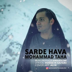 دانلود آهنگ جدید محمد طاها  سرد هوا با کیفیت بالا