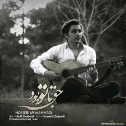 دانلود آهنگ جدید حسین محمدی  حق با تو بود با کیفیت بالا