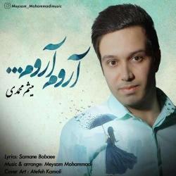 دانلود آهنگ جدید میثم محمدی  آروم آروم با کیفیت بالا