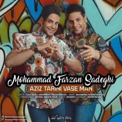 دانلود آهنگ جدید محمد فرزان صادقی  عزیز ترینی واسه من با کیفیت بالا