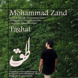 دانلود آهنگ جدید محمد زند  طاقت با کیفیت بالا