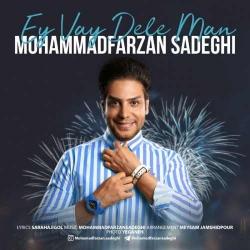 دانلود آهنگ جدید محمد فرزان صادقی  ای وای دل من با کیفیت بالا