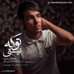 دانلود آهنگ جدید محمد حسن عزیزی  تو که نیستی با کیفیت بالا