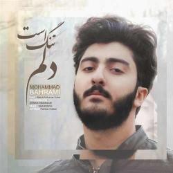 دانلود آهنگ جدید محمد بهرامی  دلم تنگ است با کیفیت بالا