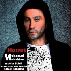 دانلود آهنگ جدید محمد محبیان  حسرت با کیفیت بالا