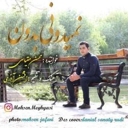 دانلود آهنگ جدید محسن مقیاسی  نمیدونی بدون با کیفیت بالا