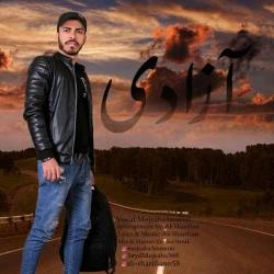 دانلود آهنگ جدید مجتبی حسینی  آزادی با کیفیت بالا