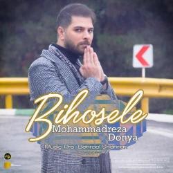 دانلود آهنگ جدید محمدرضا دنیا  بی حوصله با کیفیت بالا