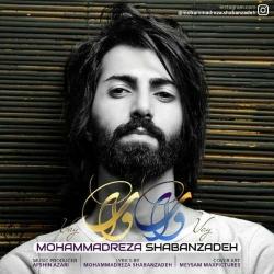 دانلود آهنگ جدید محمدرضا شعبان زاده  وای وای با کیفیت بالا