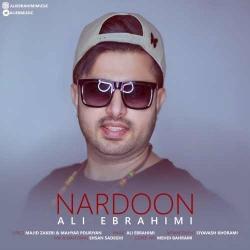 دانلود آهنگ جدید علی ابراهیمی  ناردون با کیفیت بالا