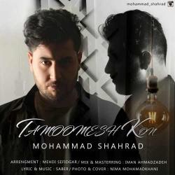 دانلود آهنگ جدید محمد شهراد  تمومش کن با کیفیت بالا