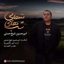 دانلود آهنگ جدید امیرحسین شیخ حسنی  شب های تنهایی با کیفیت بالا