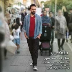 دانلود آهنگ جدید حامد حسینی  سکوت غریب با کیفیت بالا