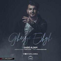 دانلود آهنگ جدید سعید عجم  قصه ی عشق با کیفیت بالا