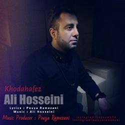 دانلود آهنگ جدید علی حسینی  خداحافظ با کیفیت بالا