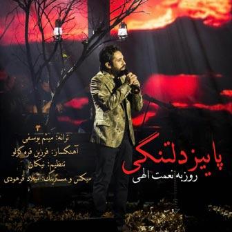 دانلود آهنگ آروم از روزبه نعمت اللهی به نام پاییز دلتنگی